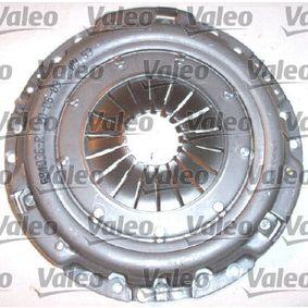 AUDI 100 1.8 88 PS ab Baujahr 02.1986 - Reparatursatz Kupplung (801460) VALEO Shop