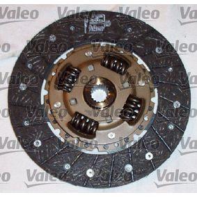 VALEO 801515 Kupplungssatz OEM - 30502M8000 NISSAN, INFINITI, NPS, BRÜCK GERMANY günstig