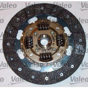 VALEO 801607 Kupplungssatz OEM - 22810P20005 HONDA, HYUNDAI, KIA, TECHNOMAG, HONDA (DONGFENG), NPS günstig