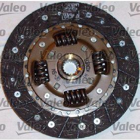 VALEO 801649 Kupplungssatz OEM - 30502M8000 NISSAN, INFINITI, NPS, BRÜCK GERMANY günstig