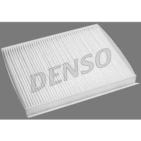 DENSO Filtro aire habitáculo DCF497P
