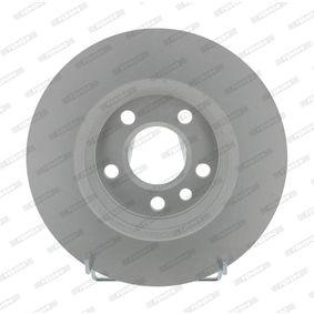 Bremsscheibe FERODO Art.No - DDF1158C OEM: 1140278 für FORD kaufen