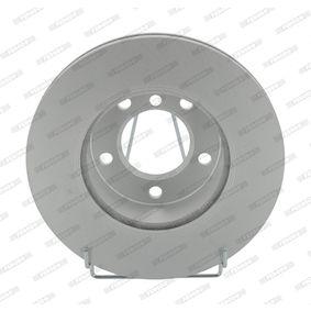 Bremsscheibe FERODO Art.No - DDF1228C OEM: 34116792215 für BMW kaufen