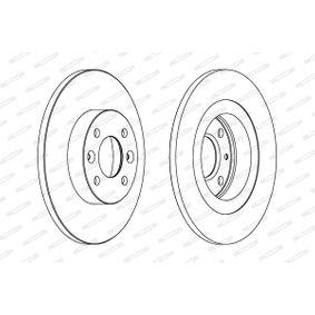 FERODO Bremsscheibe 8200123117 für RENAULT, DACIA, RENAULT TRUCKS bestellen