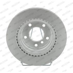 Bremsscheibe FERODO Art.No - DDF1549C OEM: 34216792227 für BMW, MINI kaufen