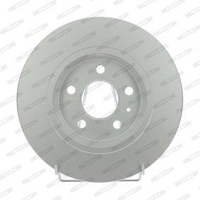 FERODO Bremsscheibe (DDF1666C) niedriger Preis