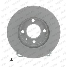 Bremsscheibe FERODO Art.No - DDF175C OEM: 6N0615301G für VW, AUDI, SKODA, SEAT kaufen