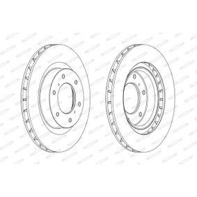 321615301C für VW, AUDI, FORD, SKODA, SEAT, Bremsscheibe FERODO (DDF175C) Online-Shop