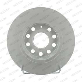 FERODO Bremsscheibe JZW698601AF für VW, AUDI, SKODA, SEAT, HONDA bestellen