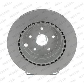 Bremsscheibe FERODO Art.No - DDF2140C OEM: 26700FG010 für SUBARU, BEDFORD kaufen