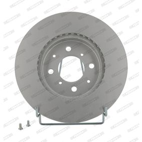 FERODO Спирачен диск SDB000990 за HONDA, SKODA, LAND ROVER, ROVER, MG купете
