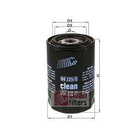 CLEAN FILTER DO 225/C Ölfilter OEM - 028115561E AUDI, SEAT, SKODA, VW, VAG, FIAT / LANCIA günstig