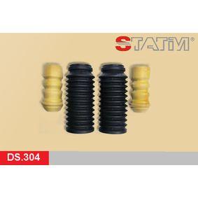 Guardapolvo amortiguador y almohadilla de tope suspensión STATIM (DS.304) para CITROËN C3 precios