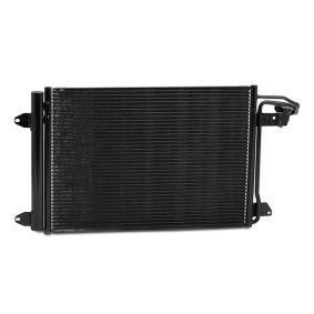 1K0820411AH für VW, AUDI, SKODA, SEAT, VOLVO, Kondensator, Klimaanlage VALEO (817777) Online-Shop