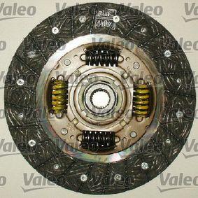 VALEO 821099 Kupplungssatz OEM - 96181199 GMC, OPEL, CHEVROLET, DAEWOO, GENERAL MOTORS, PLYMOUTH günstig