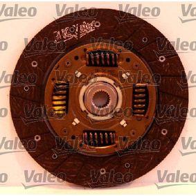 VALEO 821411 Kupplungssatz OEM - 90251210 BUESSING, GMC, OPEL, SKODA, VAUXHALL, CHEVROLET, DAEWOO, GENERAL MOTORS, CHEVROLET (SGM), BRÜCK GERMANY günstig