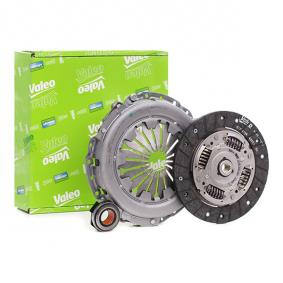 PUNTO (188) VALEO Clutch kit 821458