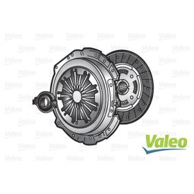 Popular Clutch kit VALEO 821458 for FIAT PUNTO 1.2 16V 80 (188.233, .235, .253, .255, .333, .353, .639,... 80 HP