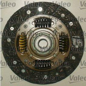 VALEO 826228 Kupplungssatz OEM - 90251210 BUESSING, GMC, OPEL, SKODA, VAUXHALL, CHEVROLET, DAEWOO, GENERAL MOTORS, CHEVROLET (SGM), BRÜCK GERMANY günstig