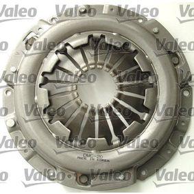 VALEO Kupplungssatz 96181199 für OPEL, CHEVROLET, DAEWOO, GMC, PLYMOUTH bestellen