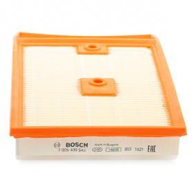 BOSCH Filtro de aire motor F 026 400 543