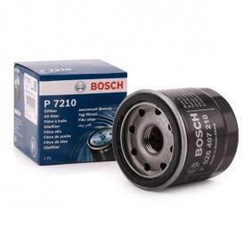 2 (DY) BOSCH Oil filter F 026 407 210