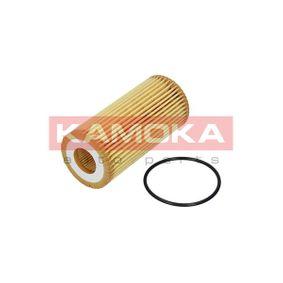 Ölfilter KAMOKA Art.No - F115301 OEM: 06L115562 für VW, AUDI, FORD, SKODA, SEAT kaufen