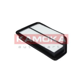 Air filter (F211601) producer KAMOKA for HONDA CIVIC VIII Hatchback (FN, FK) year of manufacture 09/2005, 140 HP Online Shop