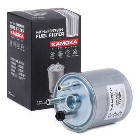 TWINGO II (CN0_) KAMOKA Dieselfilter F317801