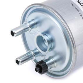 KAMOKA RENAULT TWINGO Kraftstofffilter (F317801)