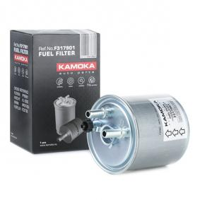 KAMOKA Spritfilter F317901