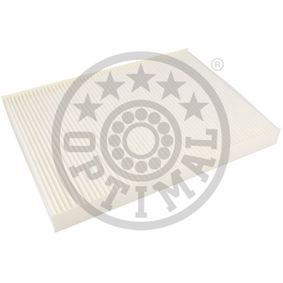 Filter, Innenraumluft OPTIMAL Art.No - FC-02001GER OEM: 1H0819644 für VW, AUDI, SKODA, SEAT, SMART kaufen