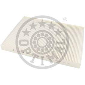 OPTIMAL Filter, Innenraumluft 1H0819644B für VW, AUDI, SKODA, SEAT, SMART bestellen
