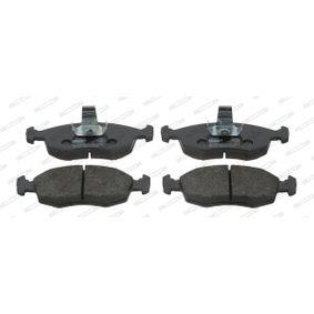 Bremsbelagsatz, Scheibenbremse FERODO Art.No - FDB4735 OEM: 9949125 für FIAT, SEAT, ALFA ROMEO, LANCIA kaufen