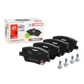 77367628 für FIAT, Bremsbelagsatz, Scheibenbremse FERODO (FDB4799) Online-Shop