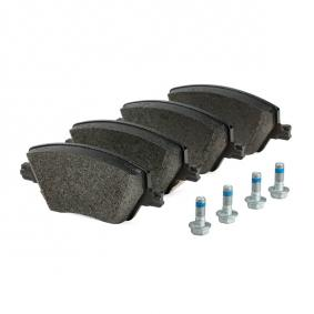FERODO FDB4799 Bremsbelagsatz, Scheibenbremse OEM - 77367628 FIAT, ALFAROME/FIAT/LANCI, OEMparts günstig