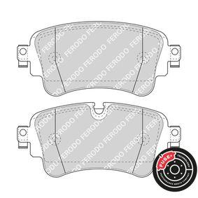 FERODO Kit de plaquettes de frein, frein à disque 8W0698451N pour VOLKSWAGEN, AUDI, SEAT, SKODA acheter
