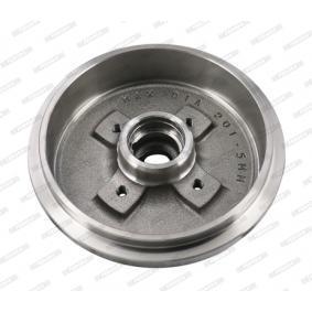 FERODO Bremstrommel 1H0501615B für VW, AUDI, SKODA, SEAT bestellen