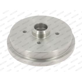 3055016151 für VW, AUDI, FORD, SKODA, SEAT, Bremstrommel FERODO (FDR329128) Online-Shop