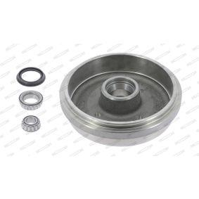 Bremstrommel FERODO Art.No - FDR329705 OEM: 3055016151 für VW, AUDI, FORD, SKODA, SEAT kaufen