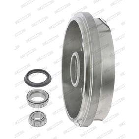 FERODO Bremstrommel 3055016151 für VW, AUDI, FORD, SKODA, SEAT bestellen