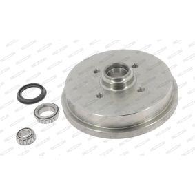 3055016151 für VW, AUDI, FORD, SKODA, SEAT, Bremstrommel FERODO (FDR329705) Online-Shop