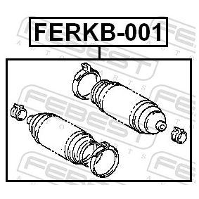 Маншон, кормилно управление FERKB-001 FEBEST
