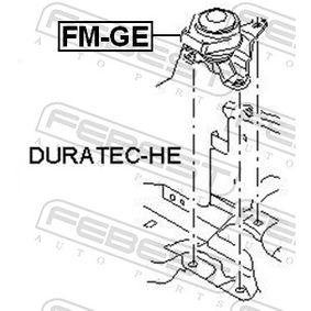 FEBEST Lagerung, Motor 1123542 für FORD bestellen