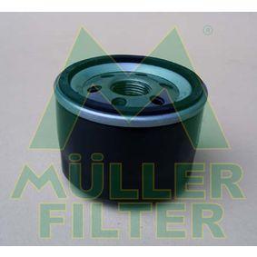 MULLER FILTER RENAULT CLIO Ölfilter (FO100)