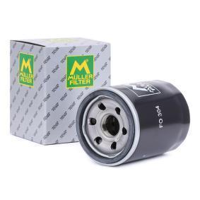 PANDA (169) MULLER FILTER Glow plugs FO304