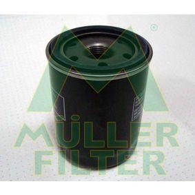MULLER FILTER FIAT PANDA Bonnet struts (FO304)