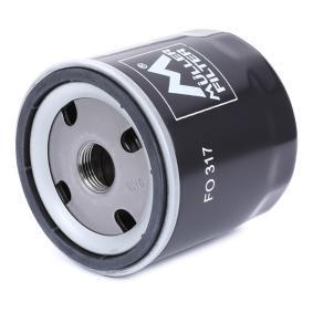 MULLER FILTER Filtro de aceite motor (FO317)