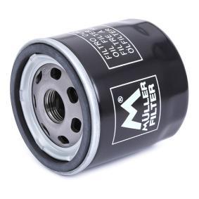 MULLER FILTER FO458 Ölfilter OEM - 047115561B AUDI, SEAT, SKODA, VW, VAG, FIAT / LANCIA, CUPRA günstig