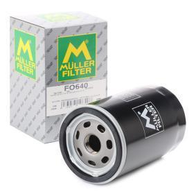 650353 pour OPEL, GMC, Filtre à huile MULLER FILTER (FO640) Boutique en ligne